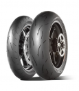 190/55ZR17 - Dunlop D212GP Pro MS4 Race (H886) medium/hard